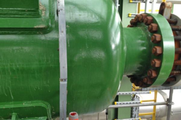 Zerstörungsfreie Prüfverfahren für Druckbehälter und Rohrleitungen